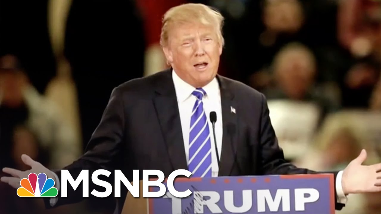 Donald Trump: 'I Came In A Strong Second' In Iowa | Morning Joe | MSNBC thumbnail