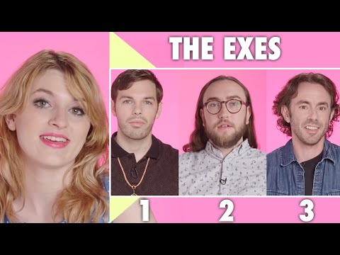 3 Ex-Boyfriends Describe Their Relationship With The Same Woman | Iris
