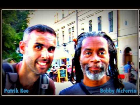 Patrik Kee - Bobby McFerrin a Patrik Kee - Hello Africa impro