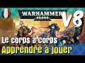 """Regardez """"Apprendre à jouer à Warhammer 40K V8 - Le corps à corps"""" sur YouTube"""