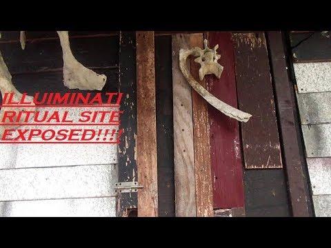 Illuminati Occult Ritual Exposed!!!