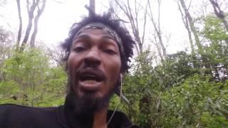 The Blackalachian - Day 23 Part 1. Appalachian Trail thru hike