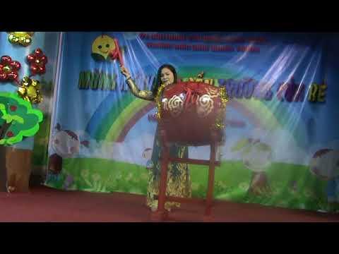 Ngày hội Đến trường của bé - Trường Mẫu giáo Quang Trung năm học 2017- 2018