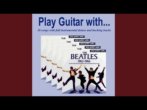 Love Me Do (Full Instrumental Performance with Guitar)