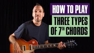 7th Chords Guitar Lesson | Guitar Tricks