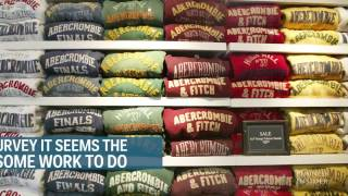Abercrombie  Fitch is Americas most hated retail brand of 2016
