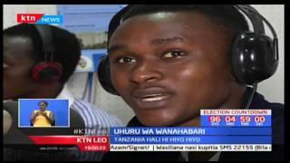 Uhuru wa vyombo vya habari nchini Tanzania unaripotiwa kudorora sana