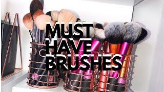 BEST MAKEUP BRUSHES FOR MAKEUP KIT   Makeup Brush Collection