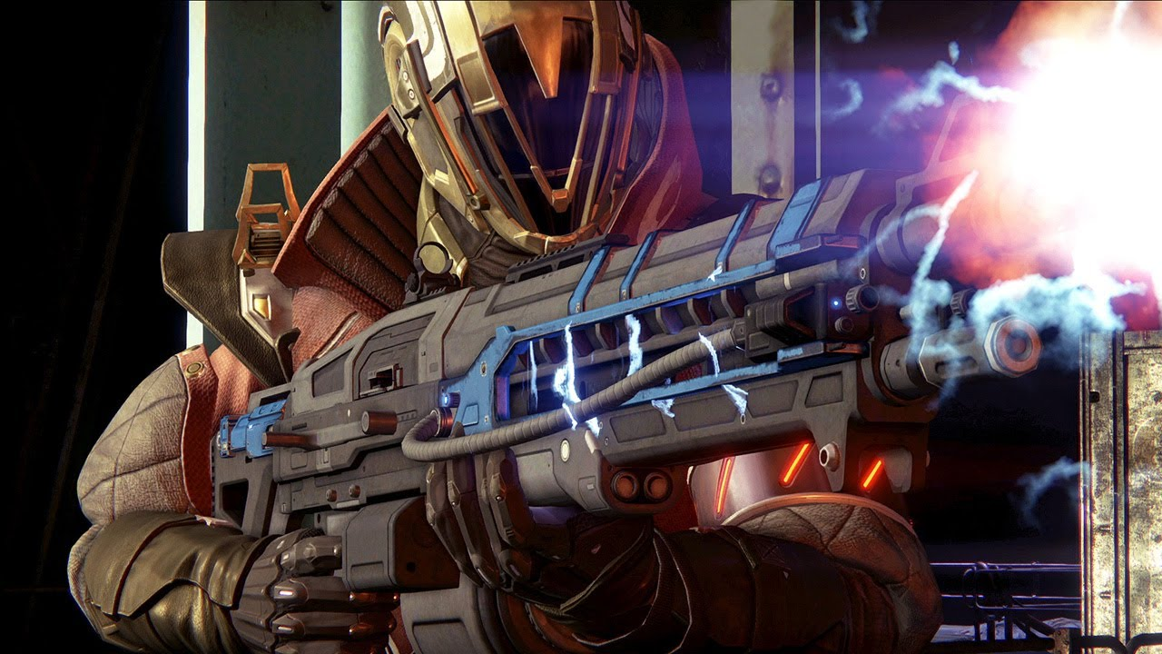 Bungie Aiming Absurdly High With Destiny In New Trailer