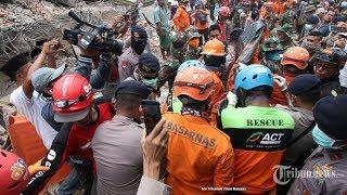 Penghentian Evakuasi Korban Bencana di Sulteng Ditutup dengan Doa Bersama