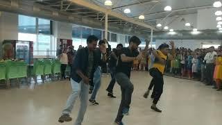 Capgemini Flash Mob 2018 Bangalore 2018