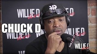 Chuck D Says Blacks Will See Hypocrisy in the U.S. Once They Get a Passport