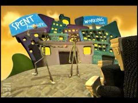 zombies vancouver film school (vfs) 3d animation short film