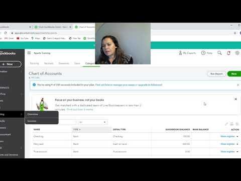 QuickBooks Online For Attorneys Trust Account