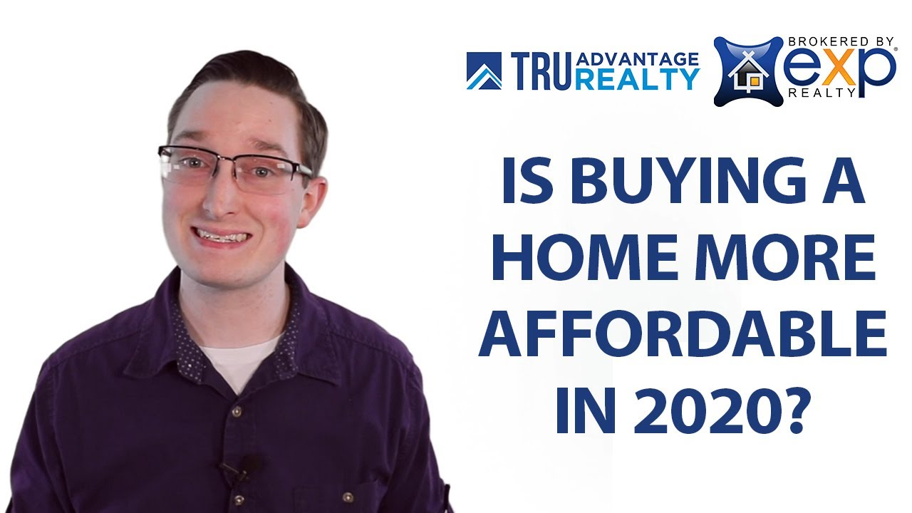 How Can You Afford More Home in 2020 than in 2019?