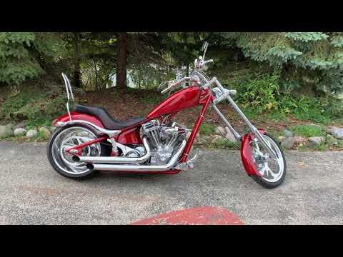 2006 Big Dog Motorcycles K-9 in Muskego, Wisconsin - Video 1