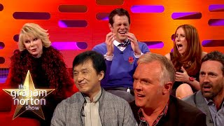 Try Not To Laugh on The Graham Norton Show | Part Five