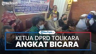 Politisi Nasdem Dituding Jadi Donatur KKB, Ketua DPRD Tolikara Mengaku Tak Kenal Pemasok Senjata