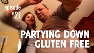 Gluten Free Party Time, Recipes That Rock. Making A Gluten Free Menu