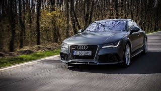 Review -Audi RS7 Performance
