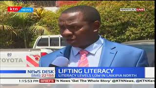 Laikipia Governor Ndiritu Muriithi speaks of the state of education in Laikipia