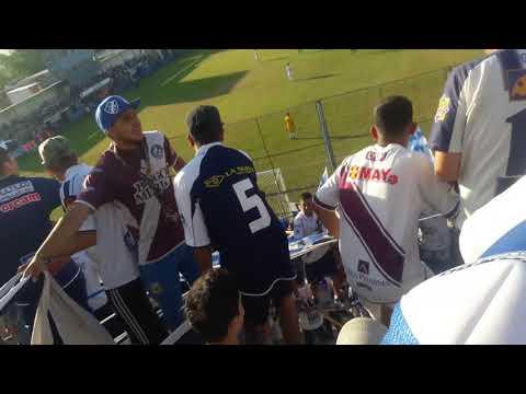 """""""DEPORTIVO MERLO - Che Gallito Vos Sos Un Cagon"""" Barra: La Banda del Parque • Club: Deportivo Merlo"""