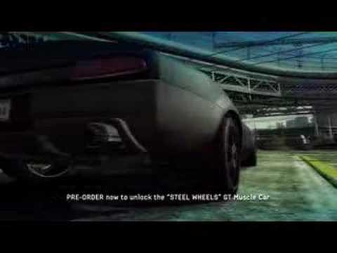 Burnout Paradise Steel Wheels Trailer de Burnout Paradise