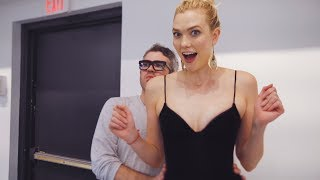 How a Met Gown is Made | 2018 | Karlie Kloss