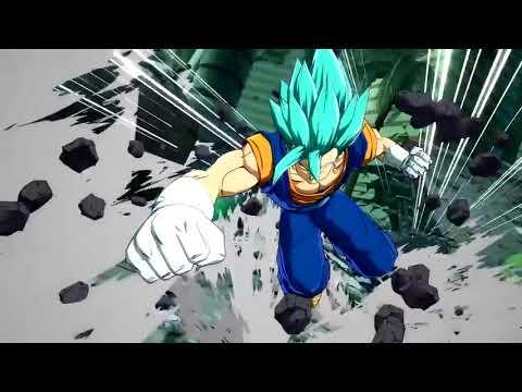 SSB Vegito Trailer de Dragon Ball FighterZ