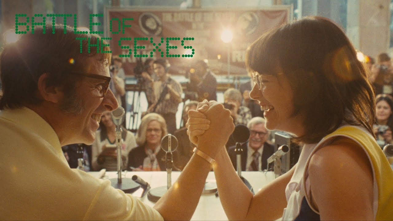 Battle of the Sexes - On Digital