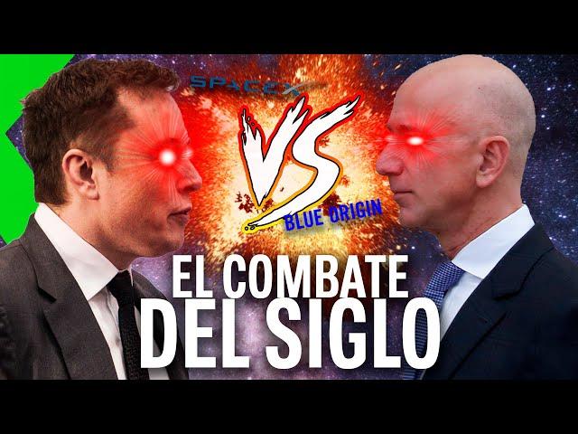 ELON MUSK VS JEFF BEZOS: 💥🚀LA GUERRA DE LAS GALAXIAS🚀💥