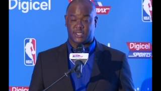 Digicel SportsMax becomes Caribbean Home for the NBA! | CEEN Sports News | March 31, 2015