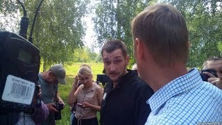 Олег Навальный вышел на свободу / Новости