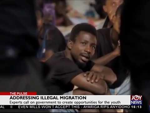 Addressing Illegal Migration - The Pulse on JoyNews (28-3-18)