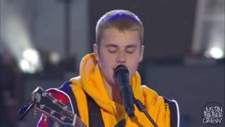 Justin Bieber   Love Yourself (#OneLoveManchester) Live