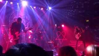 HIM, Sleepwalking Past Hope, Live@London, Koko, 01/11/2013.