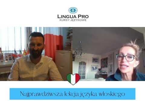 Kadr z filmu na youtube - Najprawdziwsza lekcja języka włoskiego 18_20