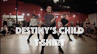 Destiny's Child - T-Shirt | Hamilton Evans Choreography