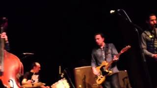 JD McPherson twinkle little Christmas lights