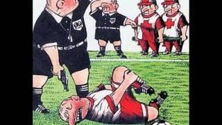 карикатуры про футбол
