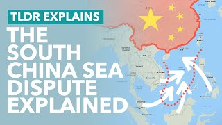 Tensions Escalate in The South China Sea: Why China Build Islands to Claim The Sea - TLDR News