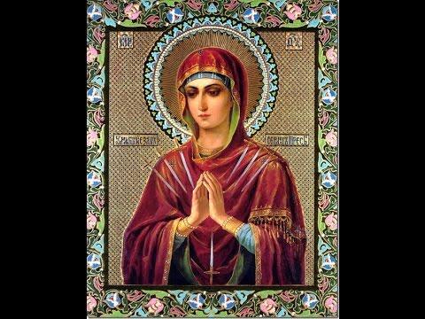 Икона богородицы скорбящая о младенцах во чреве убиенных молитва