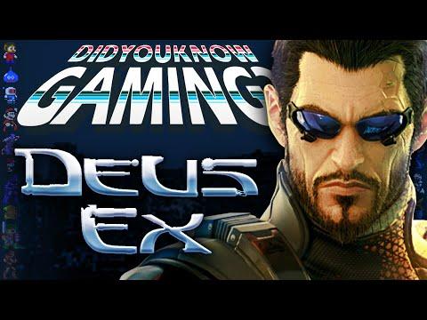 Deus Ex - Herní okénko