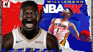 Zion Williamson is the NEW NBA 2K21 COVER! EVERY Dunk So Far from This Season!