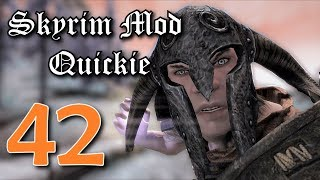 SKYRIM MOD QUICKIE 42 - Alcester Village Ion Cannon Coin Medieval