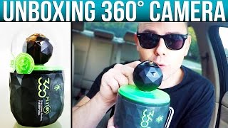 360FLY Camera 4K UNBOXING & REVIEW. COOLEST 360 degree Camera Ever!