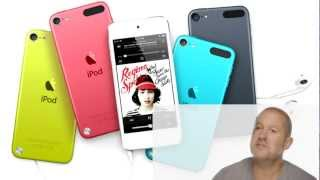 Смотреть онлайн Прикольная презентация Айфона 5s
