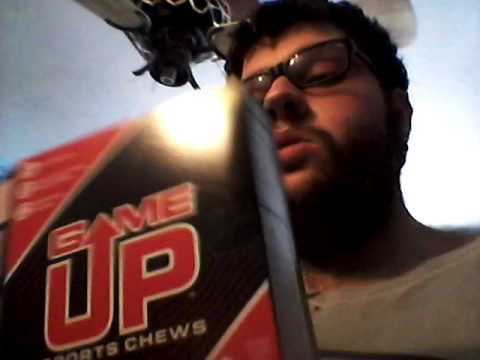 Deadcarpet Energy Drink Reviews - Power Punch Game Up Sports Chews