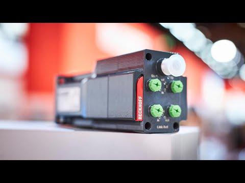 AMI812x: Smarter Servoantrieb mit integrierter Endstufe