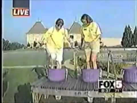The original grape fall lady video. A classic from over 10 years ago that you must see if you haven't before.